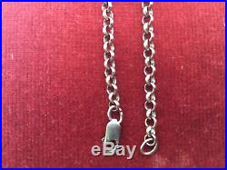 24 9ct Gold Man's Neck chain 12.92 gms