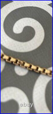 9 ct gold chain / necklace heavy