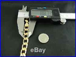 9ct GOLD 2oz 59.5g HEAVY CURB CHAIN BRAND NEW HALLMARKED ITALY 9k NOT BELCHER