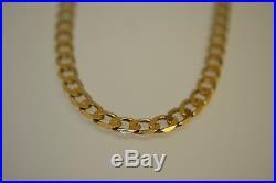 9ct Gold 26 Curb Chain