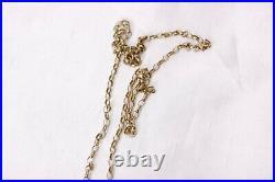 9ct Gold Belcher 24 Inch 5g Chain 1305030