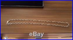 9ct Gold Belcher Chain Heavy