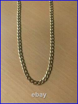 9ct Gold Chain 20 inch