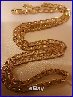 9ct Gold Chain 20 stunning chain. Hallmarked