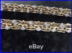 9ct Gold Chain 32 101g Brand New