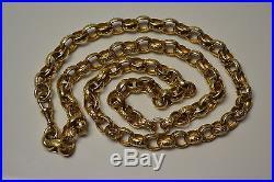 9ct Gold Chain 58g
