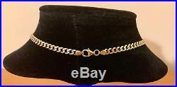 9ct Gold Chain Necklace