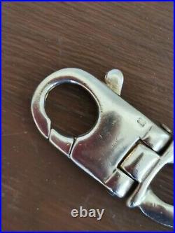 9ct Gold Curb Chain 24 117.7g