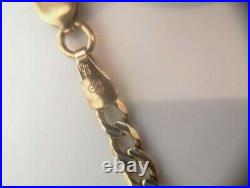 9ct Gold Necklace Womans