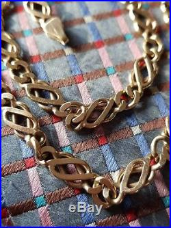 9ct Gold necklace chain heavy NOT SCRAP