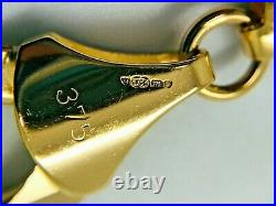 9ct Yellow Solid Gold Heavy Curb Chain 12.5mm 20 CHEAPEST ON EBAY