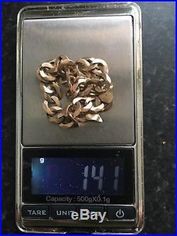 9ct gold Not Scrap /scrap Chain 29grams