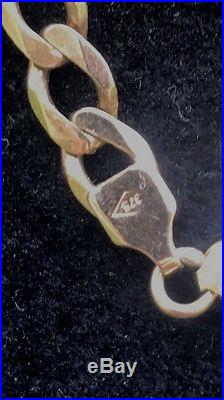 9ct gold chain(NOW REDUCED)