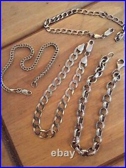 9ct gold chains used