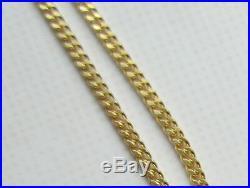 Brand New 1/3ct Diamond Solitaire 9ct Yellow Gold Pendant & Chain £275 Freepost