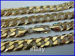 Fantastic 9ct Gold 20 Curb Chain