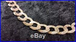 Fantastic 9ct Gold 24 Curb Chain