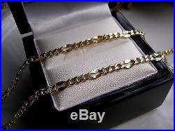 GENUINE 9ct GOLD CHAIN GF SILLY PRICE 04