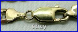 Gents Heavy Quality 9 carat Gold Curb Link Neckchain