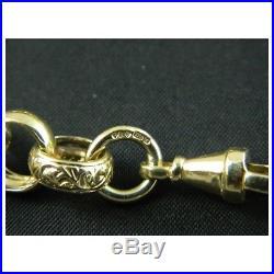 Gold 9ct Belchor Chain Heavy 81.1g