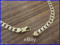 Goldsmiths 9CT Gold Yellow Chain Necklace 375 Hallmark 25g Grams 52.5cm