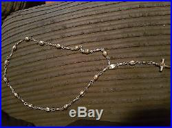 Heavy 9ct gold chain