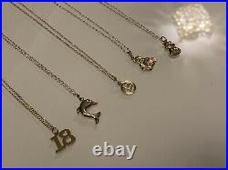 Job Lot 9ct gold necklace Conditions Are NEW, 18, 19, Hallmark