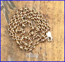 Lovely 9ct Gold Chain