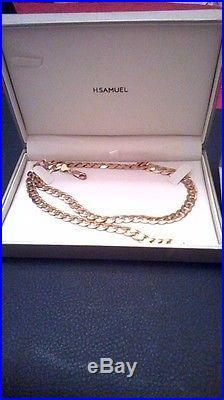 Men's 9 Ct Gold necklace/chain