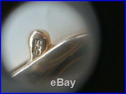Men's Hallmarked Solid Yellow 9ct Gold Curb Bracelet 4 Oz Not Scrap