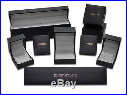 New UK Hallmarked 9ct Gold Italian Boxed Byzantine Chain 24 RRP £745 (I10)