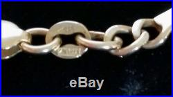 This is a fantastic looking 9ct GOLD CHAIN quality at its best. Full hallmarks