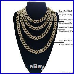 Unisex Mens 9ct gold byzantine chain Heavy 91.4g Investment Rare 24 Inch